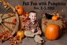 Halloween/Fall Mini Sessions