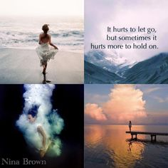 Letting go, allowing God's highest good, with love, is the greatest gift when the time comes. May you have courge to do so with dignity & grace. Collages, Journey's End, Color Collage, Color Of Life, Love Words, Cover Photos, Mood Boards, Letting Go, Inspirational Quotes