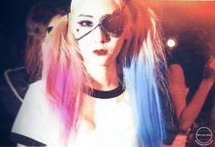 에프엑스 크리스탈 할리퀸 F(X) Krystal's Harley Quinn Look
