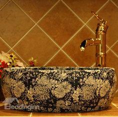 New Arrival Ceramic Bathroom Sink #SINK #BATHROOM #HOMEDECOR Live a better life start with @beddinginn
