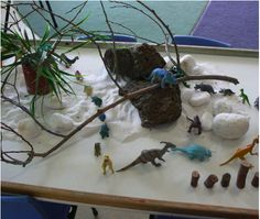 Irresistible Ideas for play based learning » Blog Archive » more sensory tubs