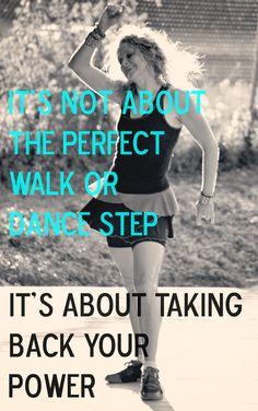 Amy Baker, Zumba Fitness Instructor