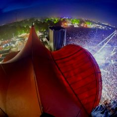 Orange Stage, Roskilde Festival
