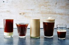 Top Five Iced Coffees From Around The World - Jamie Oliver