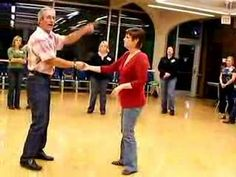 Roland Doucet - Beginning Cajun Dance 1 - YouTube  This begins with a variation of the Basic 2 step.