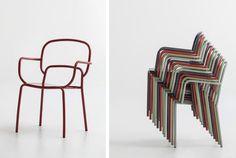 Sedie in metallo: una soluzione pratica e versatile | Blog di arredamento e…