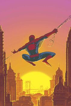 Spider-Man - Mark Buckingham