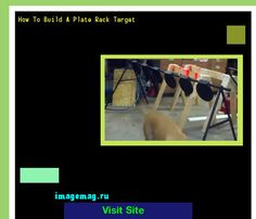 How To Build A Plate Rack Target 101428 - The Best Image Search