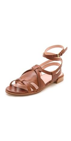 Stuart Weitzman Greek Sandals | SHOPBOP