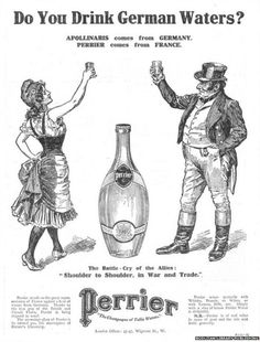 Cómo la publicidad aprovechó la guerra para hacer fortunas.