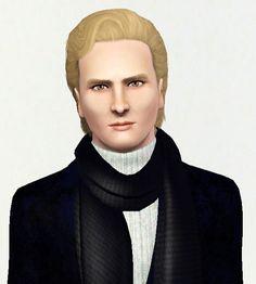 Carlisle Cullen as a sim