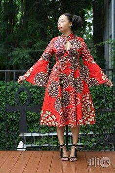 ~African fashion, Ankara, kitenge, African women dresses, Africa… – African Fashion Dresses - African Styles for Ladies African Fashion Ankara, African Fashion Designers, Ghanaian Fashion, African Inspired Fashion, African Print Fashion, Africa Fashion, Fashion Prints, Tribal Fashion, African Dresses For Women
