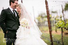 Danielle & Brian's wedding at the Meritage Resort Napa Valley.   © 2015 Arrowood Photography. http://www.arrowoodphotography.com. wine country wedding; destination wedding; vineyard wedding; outdoor wedding; bride and groom in vineyard