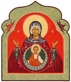 icon orthodox, difficult icon