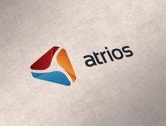 Atrios | Corporate Identity on Behance