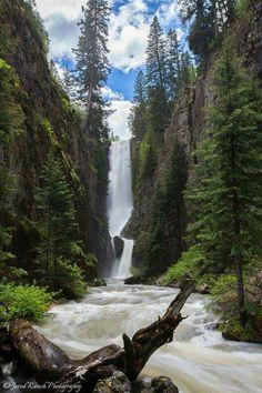Mystic Falls near Telluride, , Colorado.