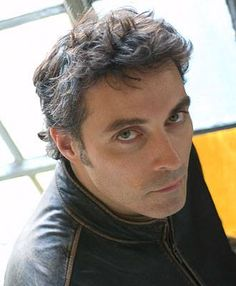 jamisings: Could not resist from snagging this from the fan run Rufus Sewell FB page. Look at those eyes. Those eyes are dangerous.