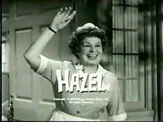 Title Card to Hazel (TV Series 1961–1966)