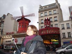parigi, moulin rouge