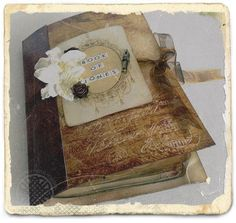 The Book of Jones: A Mini Book for Meg's Garden | Meg's Garden Blog | Bloglovin'