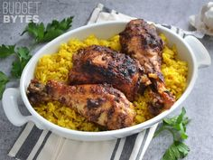 Slow Cooker 5 Spice Chicken - Budget Bytes - Yummy, easy, fall-off-the-bone chicken. We really enjoyed this! -Kaitlynne