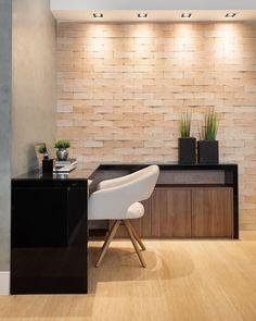 VP Arquitetos (@vparquitetos) • Fotos e vídeos do Instagram Home Office, Dining Bench, Instagram, Gabriel, Design, Furniture, Home Decor, Dreams, Architects