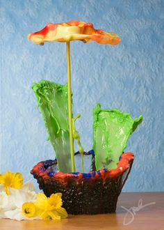 The awesome liquid flowers by Jack Long