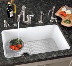 kitchen sinks undermount | ... The Top Mistakes to Avoid When Purchasing Undermount Kitchen Sinks