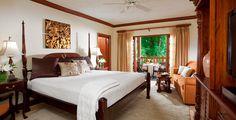 Caribbean Beachfront Three Bedroom Butler Suite....