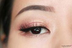 Natasha Denona Purple-Blue Eyeshadow Palette 28 Review, Swatches & MOTD