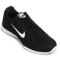 Tênis Nike In-Season TR 6 - Preto+Branco 2bd2605246e29