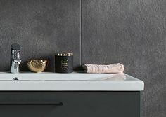 Dette fikser du: Oppgrader badet ditt uten fagfolk - Byggmakker Floating Nightstand, Furniture, Home Decor, Floating Headboard, Decoration Home, Room Decor, Home Furnishings, Home Interior Design, Home Decoration