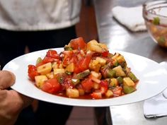 Fruit Salsa Recipe : Robert Irvine : Food Network - FoodNetwork.com