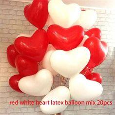 Hen Party Decorations, Wedding Balloon Decorations, Bachelorette Party Decorations, Baby Shower Decorations, Heart Balloons, Foil Balloons, Latex Balloons, Valentines Day Birthday, Valentine Gifts