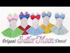 可愛い折り紙見つけたら♡ワンピースやドレスの折り方7選 – Handful[ハンドフル]