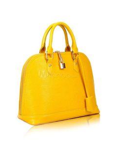 Modern Jacquard PU Leather Women's Shoulder Bag - Milanoo.com