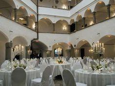 Fürstlich heiraten in Burgen und Schlössern in Bayern