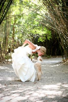 The 3rd most important 'person' in a wedding party. Chelsea Caldwell Bridal - Chelsea - Picasa Web Albums