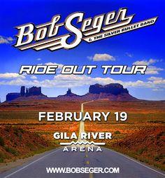 KSLX Welcomes Bob Seger & The Silver Bullet Band