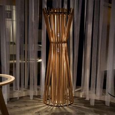decorative bamboo furniture lighting