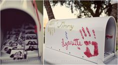 DIY mailbox inspired by 'Up' ~ more tutorials here >> http://su.pr/1yoFnD
