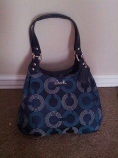 My new coach bag!