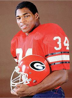 I truly believe that if Herschel hadn't let himself be conned into being the figurehead for the USFL and joined the NFL instead, he would have set every rushing record there is.