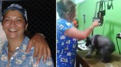 Costa Rican woman pounds dog several times during grooming session! Act Now! | YouSignAnimals.org
