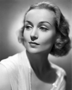 Carole Lombard Beautiful Studio Portrait Stunning Photo or Poster | eBay