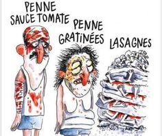 Charlie Hebdo defiende caricatura que se burla de muertos por sismo en Italia