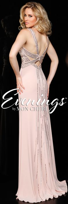 Evenings by Mon Cheri Spring 2016 - Style No. 11622 #promdresses