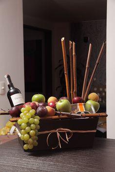 Frutas + Vinos