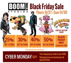 BOOM! Studios Webstore's Black Friday and Cyber Monday Sale, Jack Burton Tank Tops!