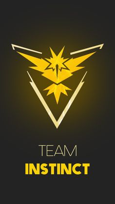 [Device Wallpaper] Team Instinct by RicePoison